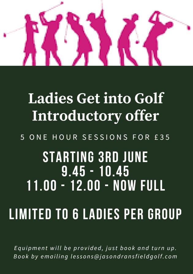 Ladies into Golf-page-001